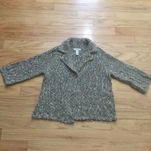 Marisa Christina Cardigan sweater size XL